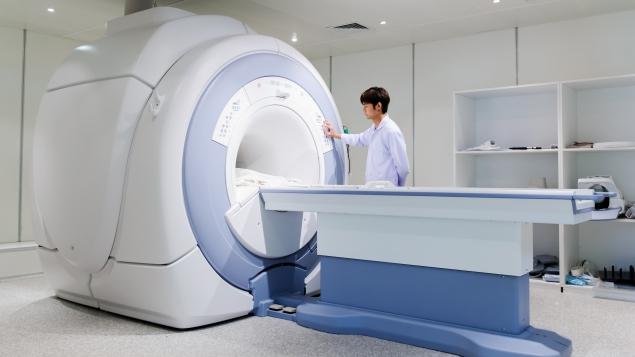 MRI-Linac maakt kankertumor zichtbaarder