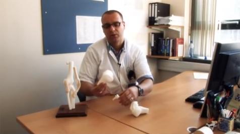 Wat is de visionaire knieprothesetechnologie?