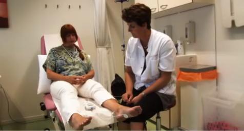 Hoe werkt de PTNS-behandeling bij overactieve blaas?