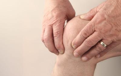 Het plaatsen van een knieprothese